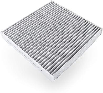 AmazonBasics - Filtro de aire para vehículos, 23 x 22,4 x 2,9 cm ...