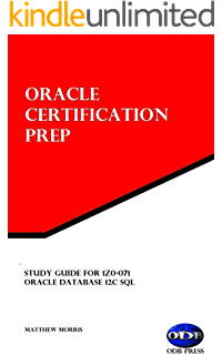 Amazon. Com: study guide for 1z0-146: oracle database 11g: advanced.