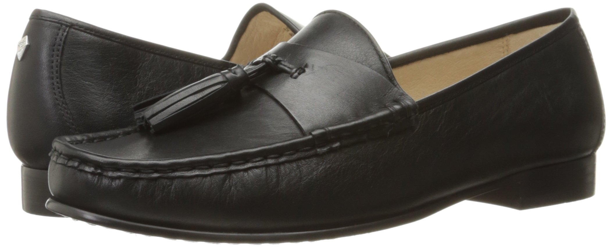 Sam Edelman Women's Therese Slip-On Loafer, Black, 7 M US by Sam Edelman (Image #6)