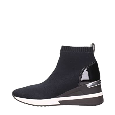 Image Unavailable. Image not available for. Color  MICHAEL Michael Kors  Skyler Sneaker Booties 4f63a2a64f9c4