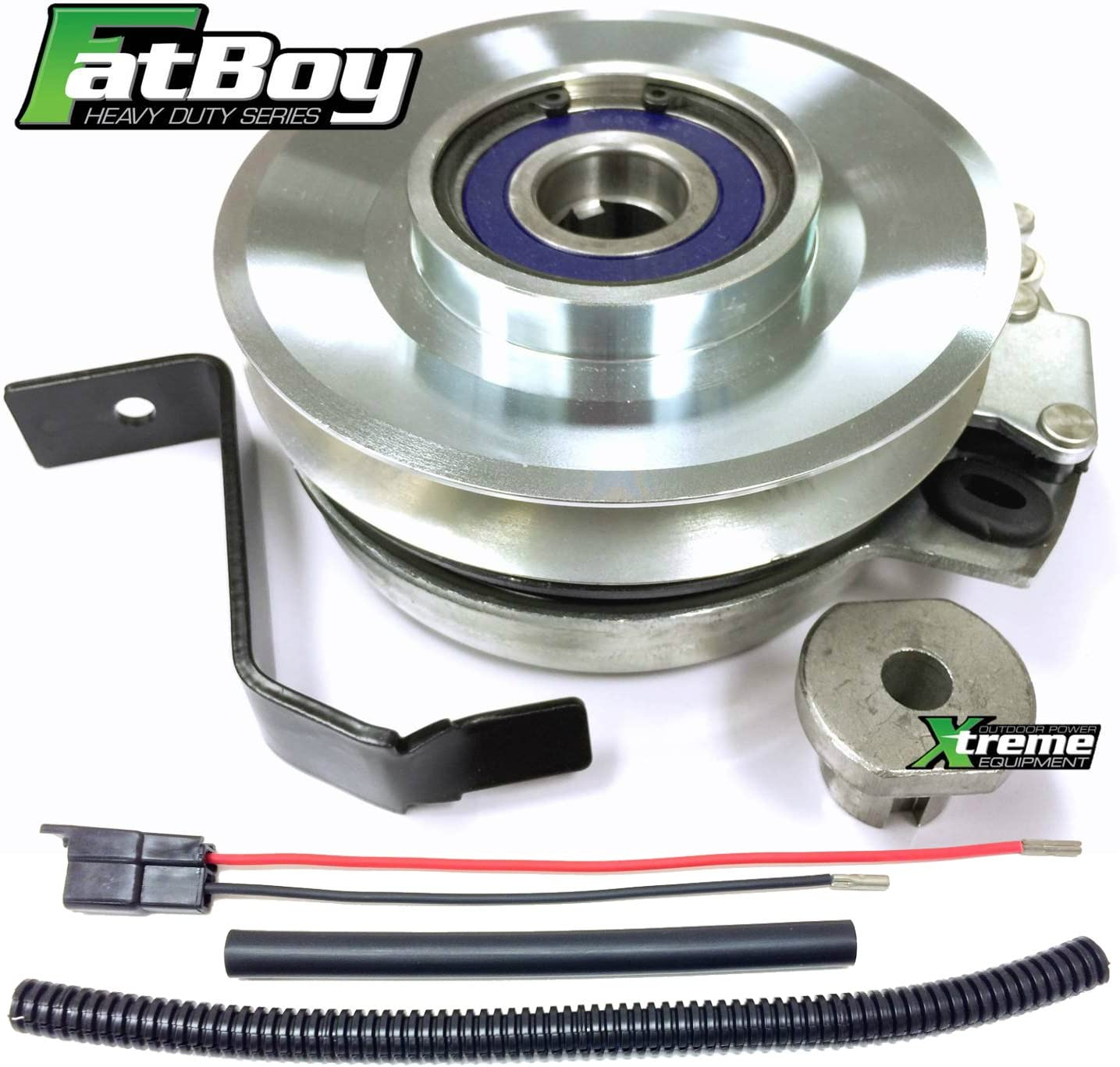 [XOTG_4463]  Amazon.com : Bundle - 2 items: PTO Electric Blade Clutch, Wire Harness  Repair Kit. Replaces John Deere PTO Clutch 145, 155C, 190C L120 L130 LA130  140 145 150 155 165 175 D140-D170 Mower, GY20878, Bearing Upgrade! : Garden  & Outdoor | John Deere 155c Wiring Diagram Clutch |  | Amazon.com