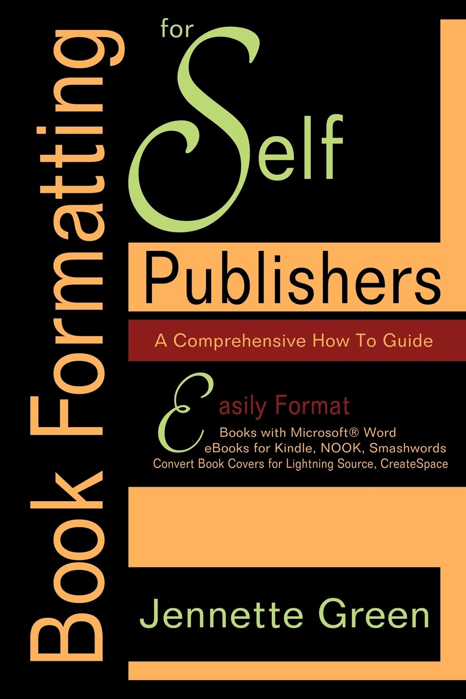 Book Formatting for Self-Publishers, a Comprehensive How-To Guide ...