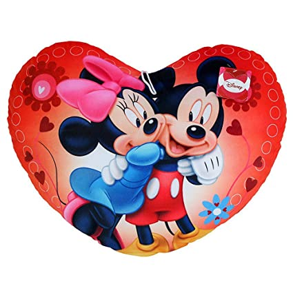 Character World Minnie & Mickey Mouse - niños - cojín ...
