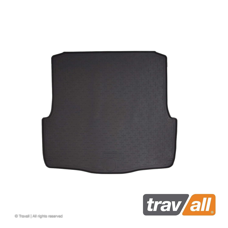 Travall® Liner Kofferraumwanne TBM1065 - Maßgeschneiderte Gepäckraumeinlage mit Anti-Rutsch-Beschichtung