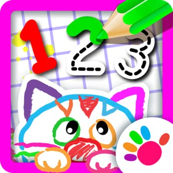 Amazon Com 123 Numbers Drawing For Kids Learn How To Draw Numbers