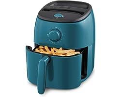 Dash Tasti-Crisp Electric Air Fryer + Oven Cooker with Temperature Control, Non-stick Fry Basket, Recipe Guide + Auto Shut Of