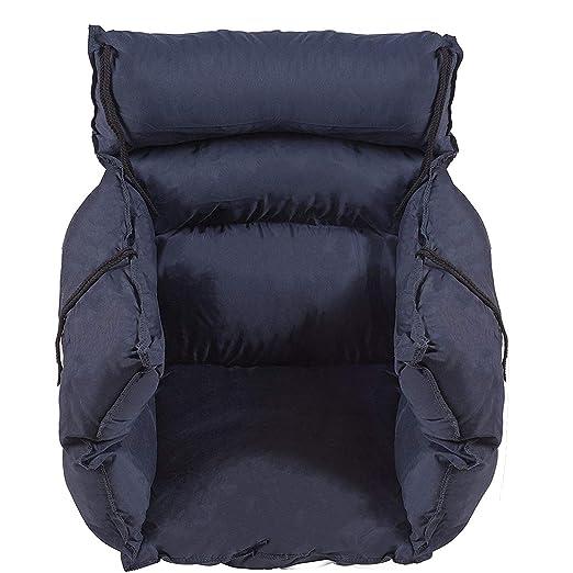 Dmi Comfort - Cojín para silla de ruedas, color azul: Amazon ...