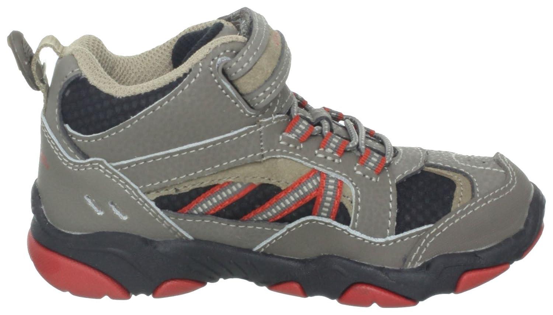 Amazon.com | Stride Rite Made 2 Play Fleet Boot (Toddler), Brown/Orange, 5  M US Toddler | Sneakers
