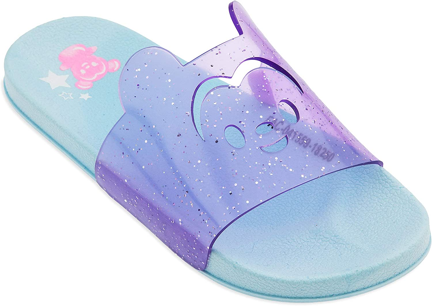 Disney Mickey Mouse Jelly Slides for Kids Multi
