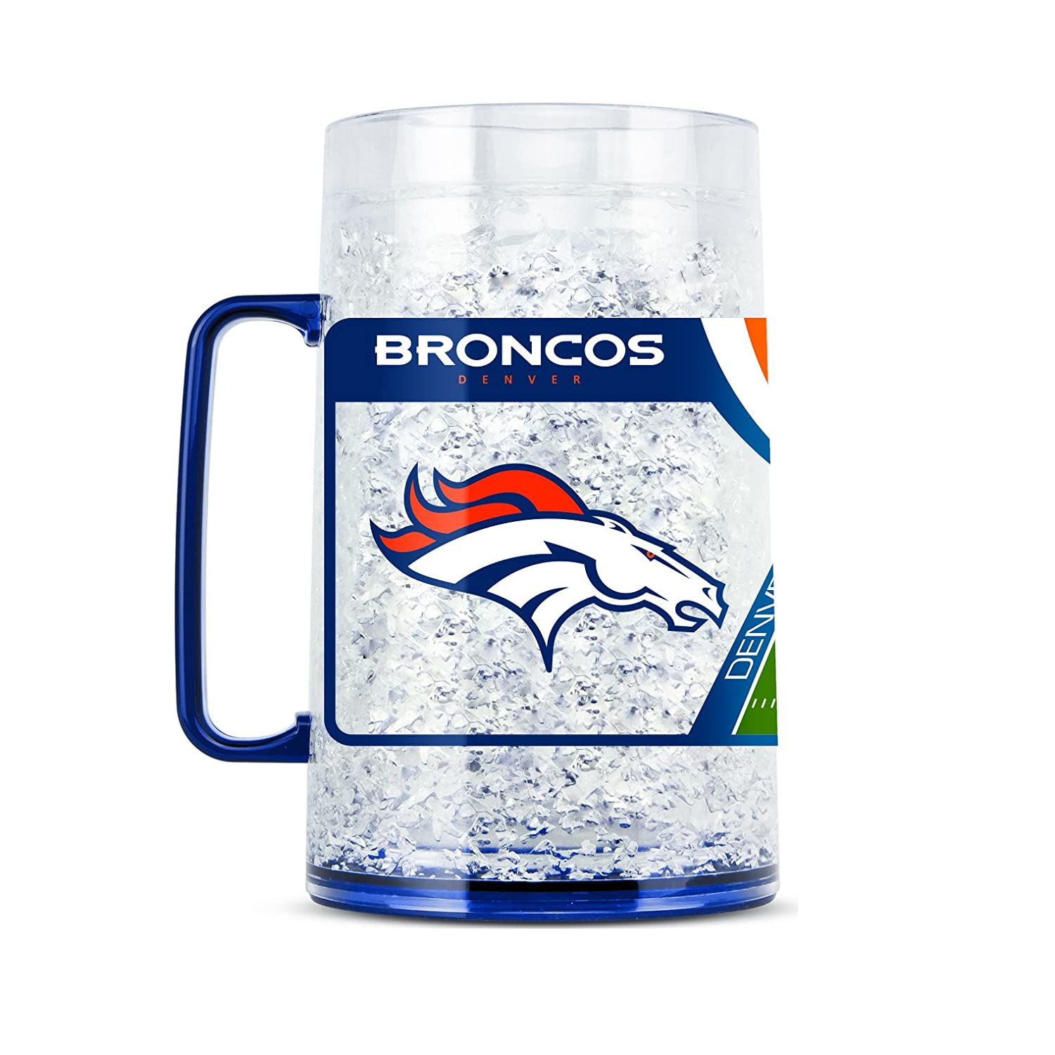 Duck House, Unisex, LMM, Denver Broncos, 38 Ounce: Amazon.es ...