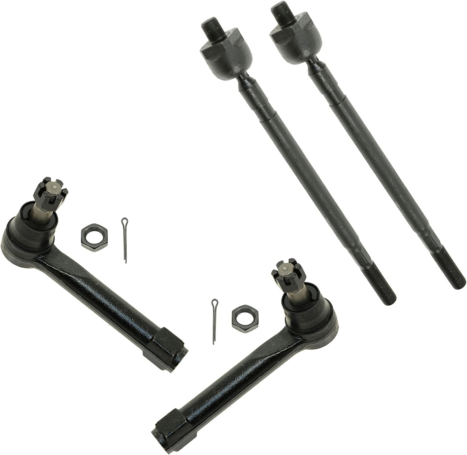 2006 Fits Audi A4 Front Outer Steering Tie Rod End With Five Years Warranty Package include One Tie Rod End Only