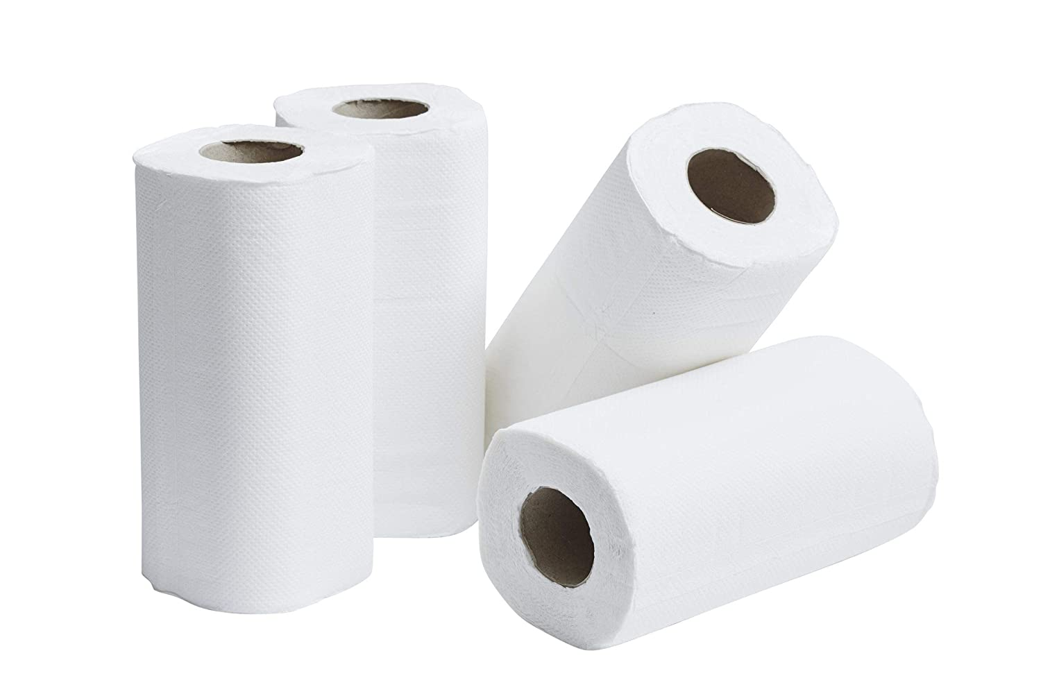 KRUM Kitchen Tissue Roll - 4 Rolls with 60 Sheets - Pack of 2: Amazon.in:  Industrial & Scientific