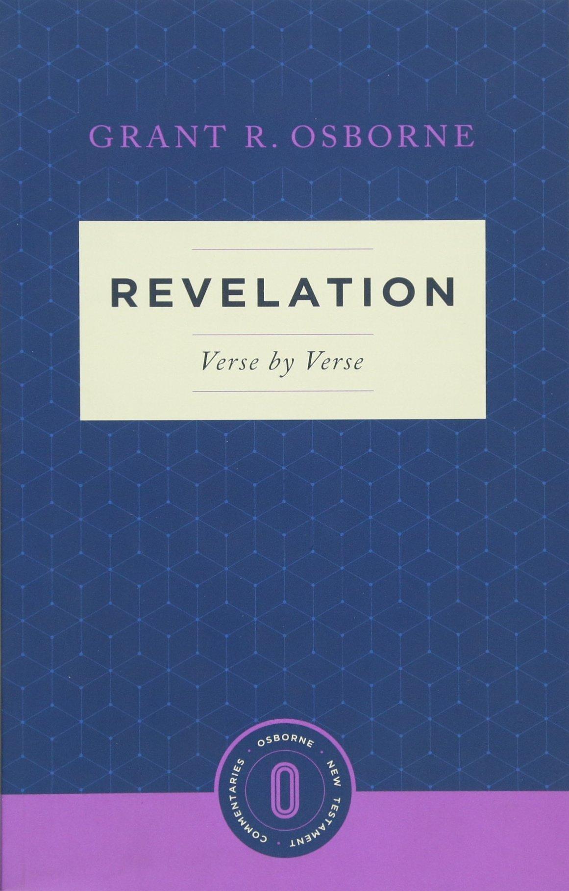 Revelation Verse by Verse (Osborne New Testament Commentaries) pdf