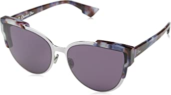 Dior WILDLYDIOR C6 P7I Gafas de sol, Rosa (Hvn Volt Pink/Dark Purple), 60 para Mujer