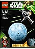 LEGO Star Wars - 75010 - Jeu de Construction - B-Wing Starfighter & Endor