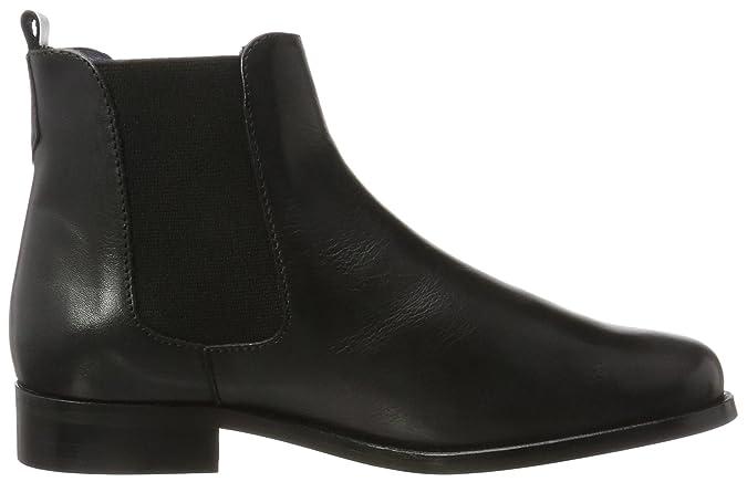 Pinto Di Blu Chris, Chelsea Boots Femme, Noir (Black 01), 36 EU