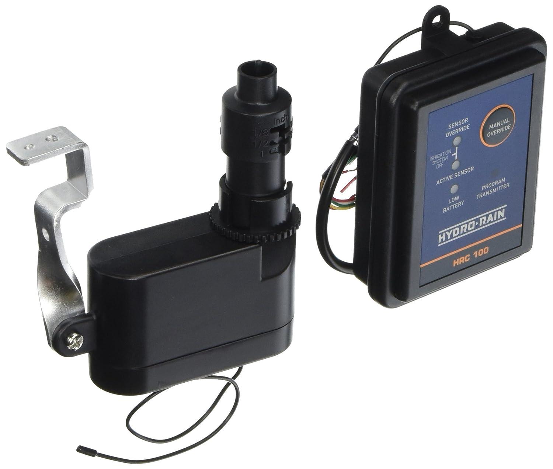 Amazon.com : Hydro-Rain HRC 100 Wireless Rain/Freeze Sensor with Receiver :  Automatic Lawn Underground Sprinkler Systems : Garden & Outdoor
