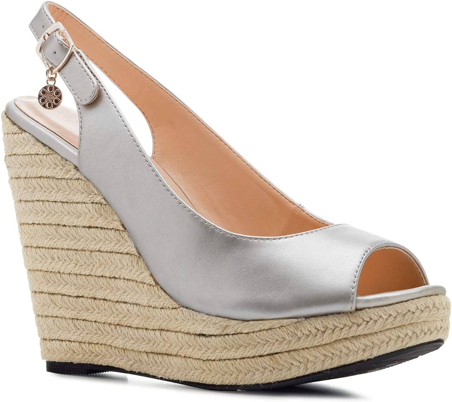 Andres Machado Wedges Shoes for Women