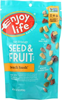 product image for Enjoy Life Seed and Fruit Mix - Not Nuts - Beach Bash - 6 oz - case of 6 - Gluten Free - Dairy Free - Vegan