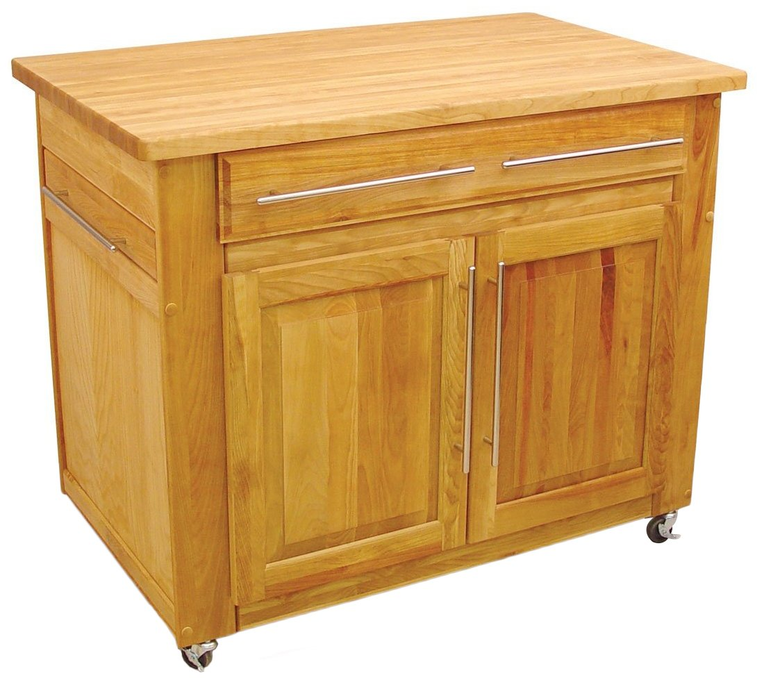 Catskill Craftsmen Empire Kitchen Island