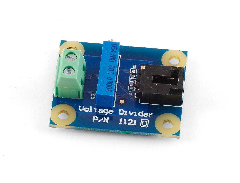 Voltage Divider Industrial Scientific Potential Circuits Ii Activity