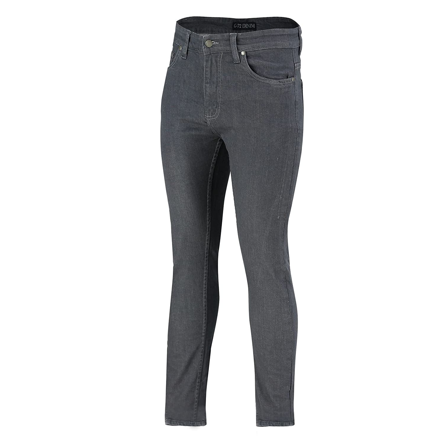 5b027531ada1 Mens New G72 Super Stretch Skinny Slim Fit Denim Jeans Pants Cotton Trousers   Amazon.co.uk  Clothing