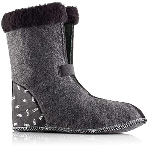 Sorel Boot Liners >> Sorel Womens Caribou 9mm Thermoplus Boot Liner With Snow Cuff