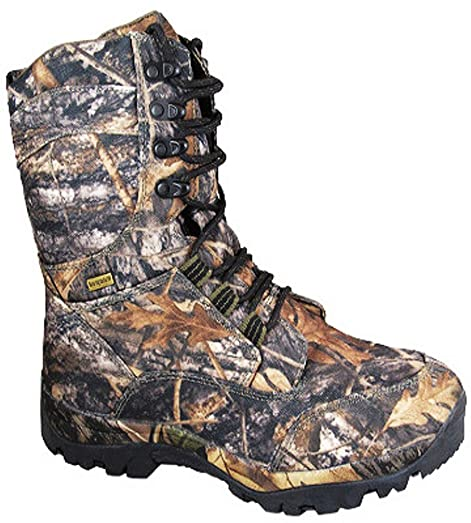True Timber Camo Insulated Waterproof Hunting Boots