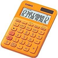 Calculadora de Escritorio Casio MS-20UC Color Anaranjado