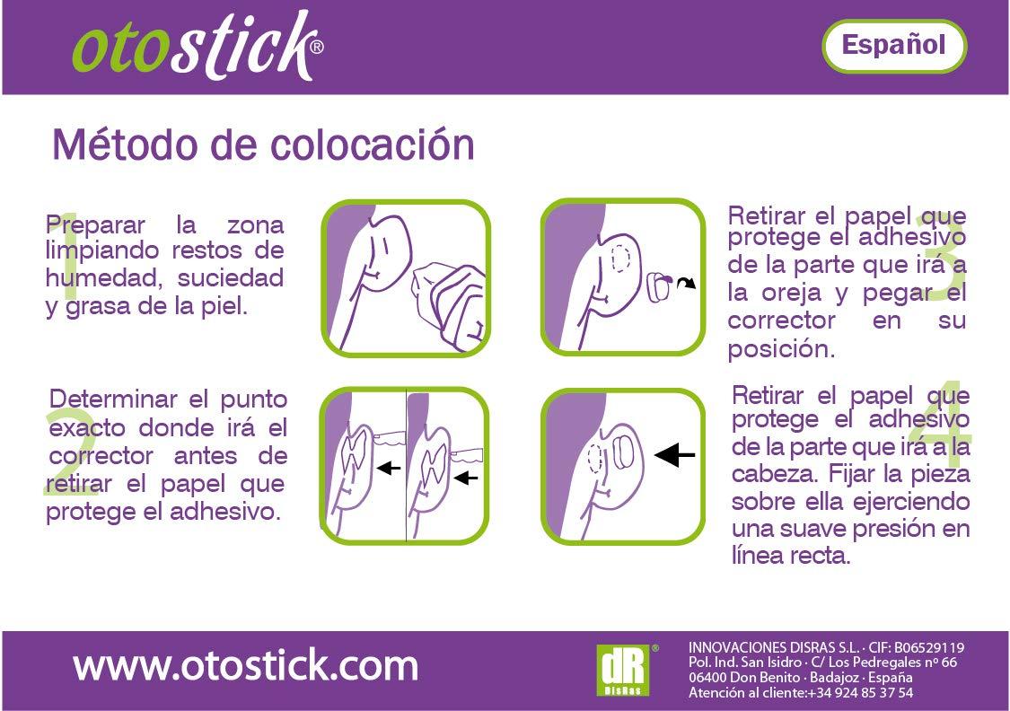 Otostick Corrector Estético de Orejas 8 Uds