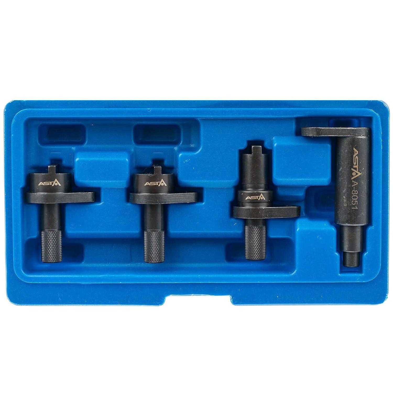 Asta A-8051 – Juego de herramientas para ajuste de motor, para Volkswagen y Seat, OEM T10123 T10121 T10120, árbol de levas, cadena de distribución, ...