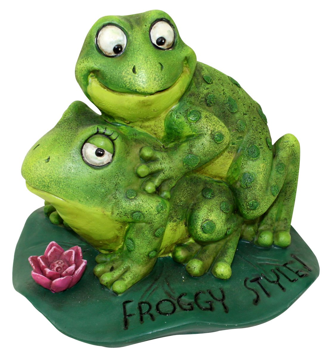 bigmouth inc froggy style garden statue discontinued by
