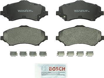 Front Rear Brake Rotor Semi-Metallic Pad For Dodge Grand Caravan Chrysler Town /&