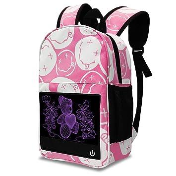 Amazon.com: FULLOSUN Mochila para niños con 7 colores ...