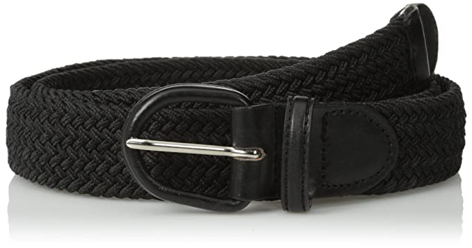 0195474d79c Eurosport Unisex Braided Elastic Stretch Belt at Amazon Men s ...