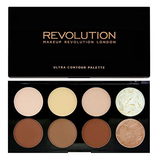 5 opinioni per MAKEUP REVOLUTION- ULTRA PROFESSIONAL CONTOUR PALETTE by Makeup Revolution
