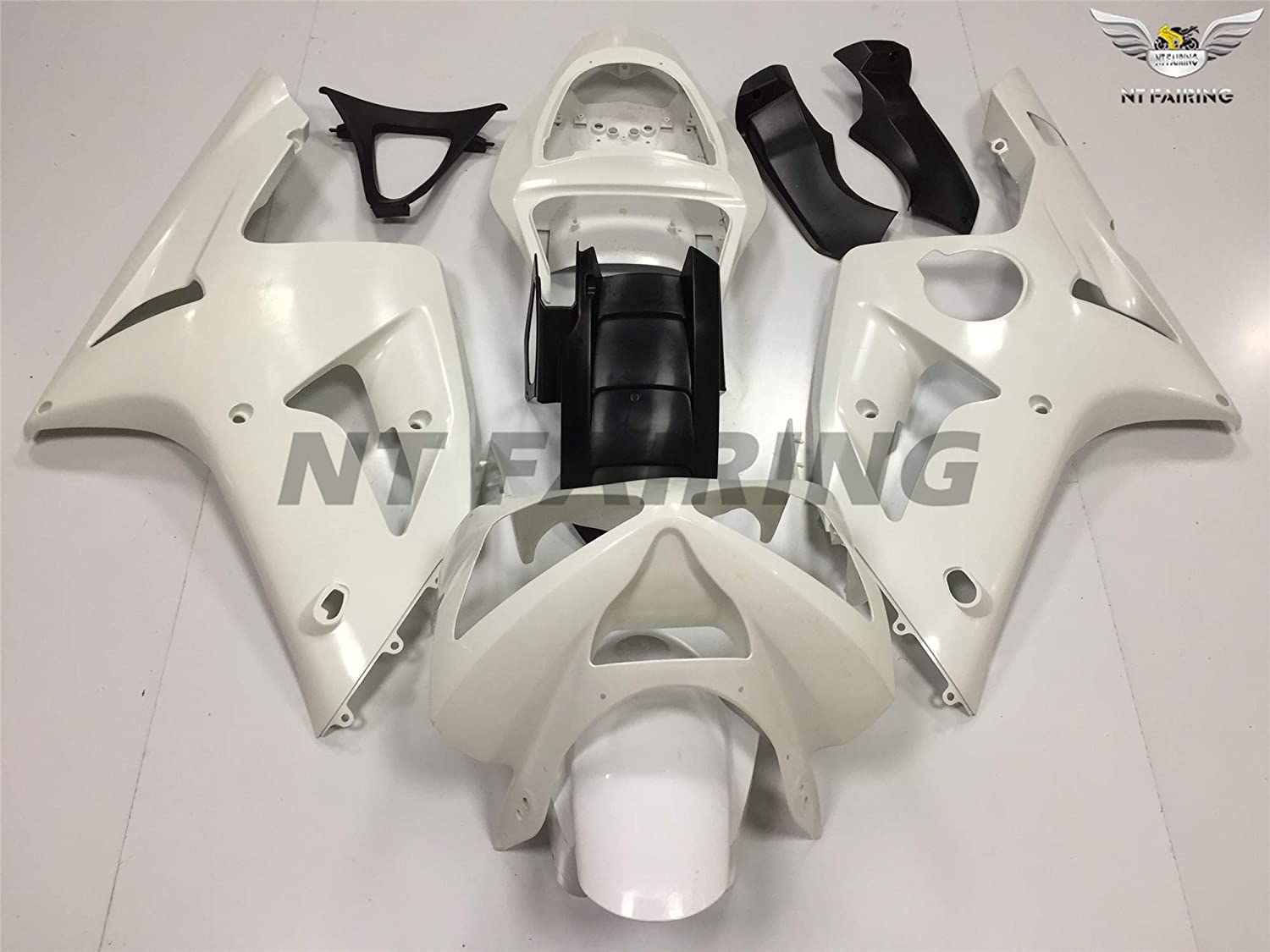 NT FAIRING Fit for Kawasaki Ninja 2006 2007 ZX10R Injection Mold Fairing Kit Unpainted Bodywork Plastic Bodyframe 06 07
