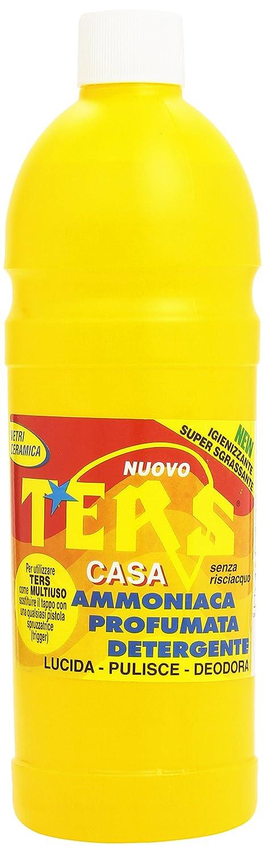 Ters Igienizzante Super Desengrasante, Amoniaco perfumada ...