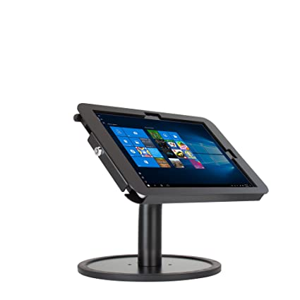 The Joy Factory Elevate II Countertop Retail Kiosk for Microsoft Surface  Pro 6/Surface Pro (5th Gen)/Surface Pro 4/Surface Pro 3 (KAM302B)
