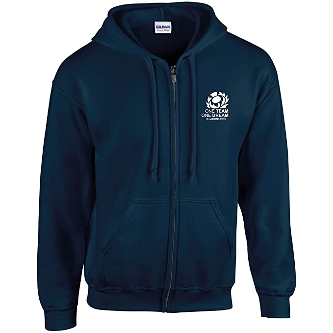 One Team One Dream Scotland Rugby Six Nations 2020 Polo Kids