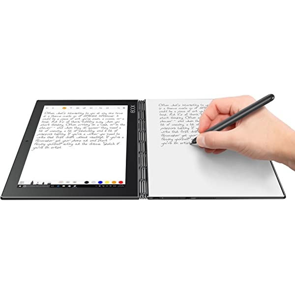 Lenovo C38C01299 Yoga Book Protector/Bolsillo Negro.: Amazon ...