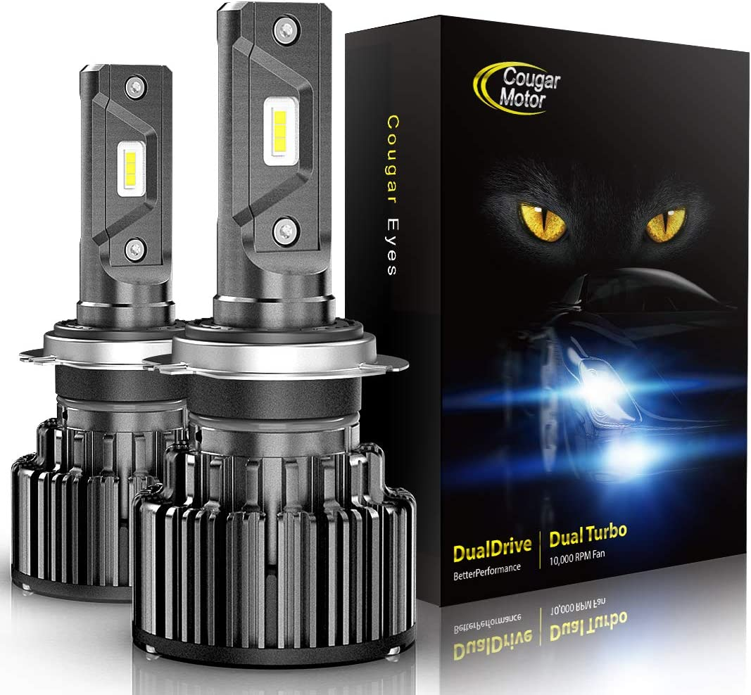 Cougar Motor H7 LED Bulbs