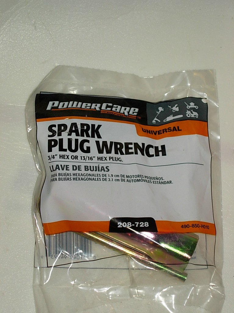 Amazon.com: Power Care Universal Small Engine Spark Plug Wrench: Automotive