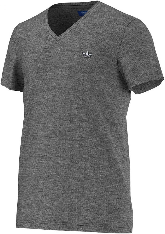Kurzes Karo T Shirt von adidas Originals | Topshop
