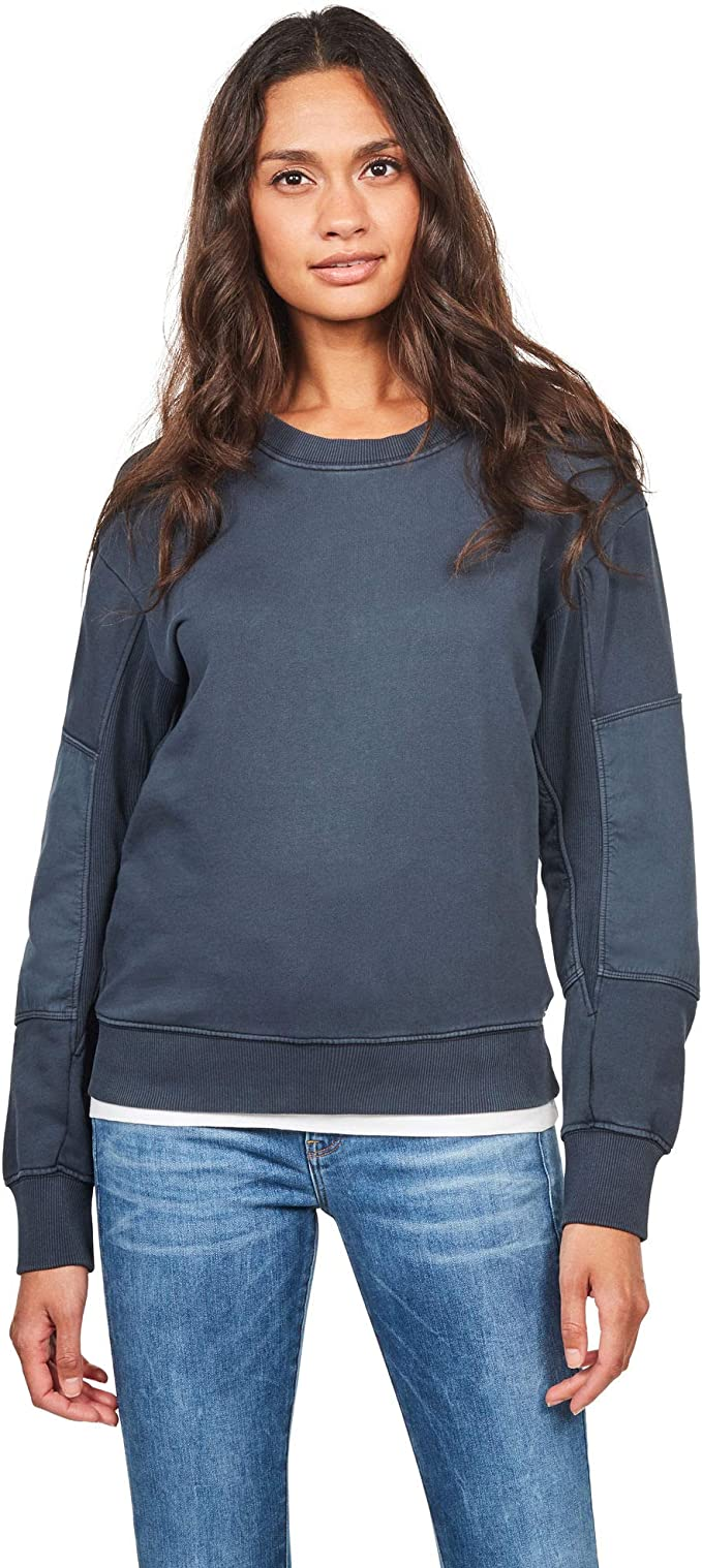 G STAR RAW Earth Beetle Sweat Shirt Femme: