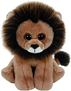 "Ty Beanie Babies 6"" Cecil The Lion"