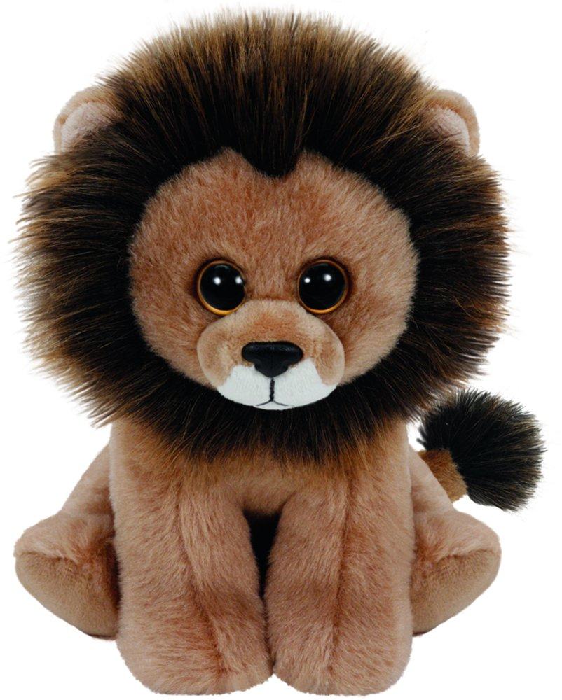 Ty - TY42133 - Beanies - Peluche Cecil Le Lion 15 cm Juratoys