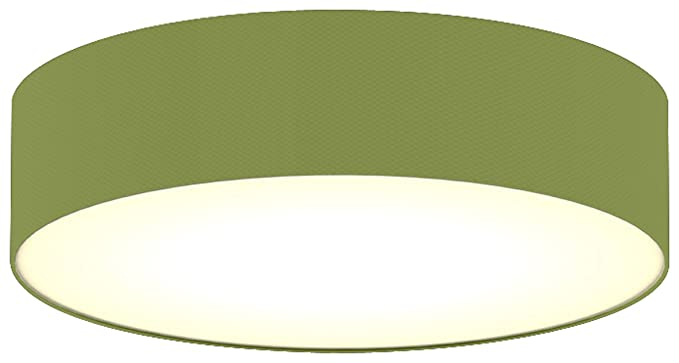 Plafoniera Grandi Dimensioni : Plafoniera ranex mia cm verde amazon
