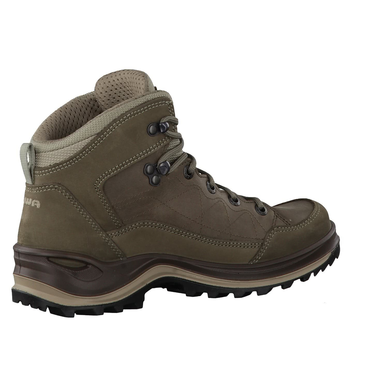 7cb02512f97bee Lowa Damen Wanderschuhe Bormio GTX QC 320914 Stein Sand 39.5  Amazon.de   Schuhe   Handtaschen
