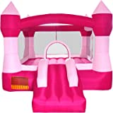 Cloud 9 Mighty Bounce House - Inflatable Princess Jump Castle without Blower
